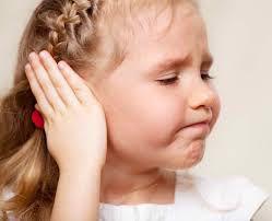 Грибок в ушах у детей