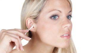 Грибок в ушах - лечение