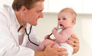 Молочница у детей - лечение
