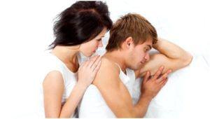 Развитие молочницы у мужчин
