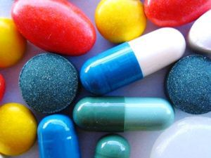 Лечение грибка медикаментами