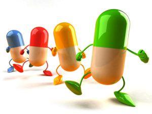Таблетки от грибка - лечение