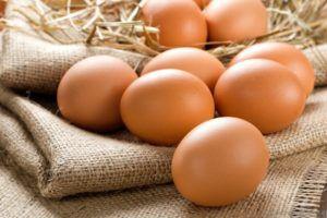 Лечение яйцом и уксусом