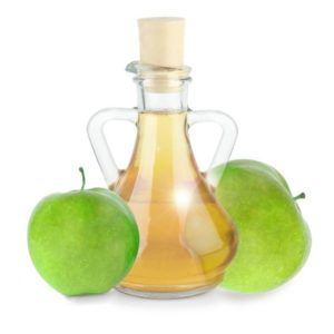Яблочный уксус для лечения грибка