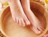 Ванночки от грибка ногтей на ногах