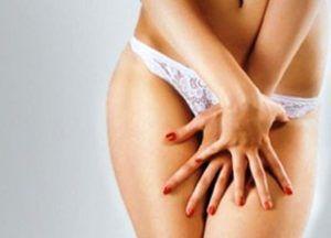 Грибок половых органов