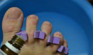 Капли от грибка ногтей на ногах