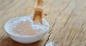 Лечение грибка содой