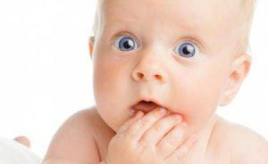 Молочница у новорожденных