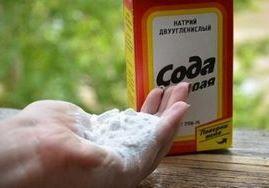 Сода и йод от молочницы