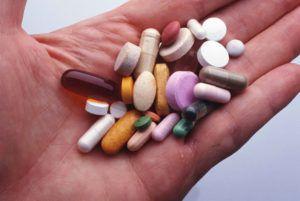 Таблетки от стригущего лишая