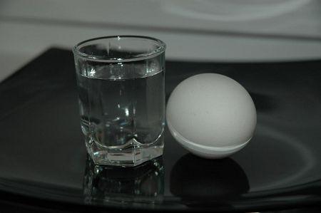 Уксус и яйцо от грибка ногтей