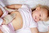 Молочница у детей в паху