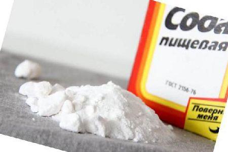 Сода лечит грибок кандида