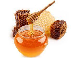 Мед от молочницы